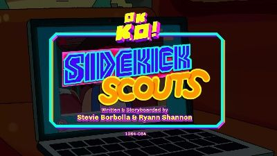 Sidekick Scouts