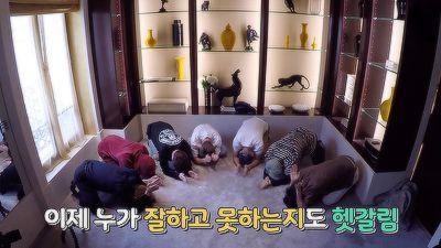 BTS and Mafia