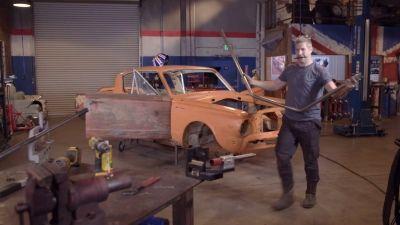 1965 Barracuda Part 1