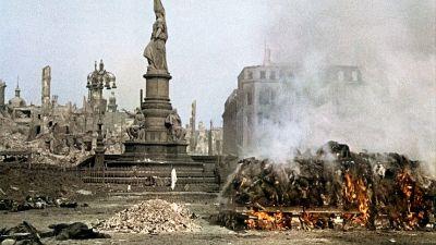 Firestorm Over Dresden