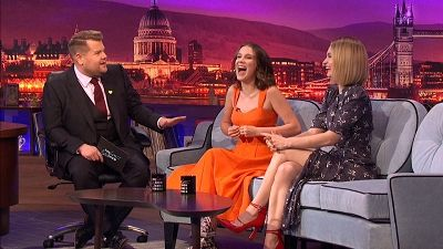 Lily James, Millie Bobby Brown, Little Mix
