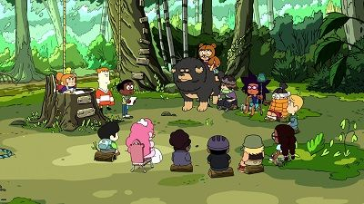 Council of the Creek