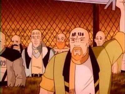 The Secret Prison