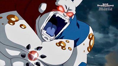 The Menacing Universe Seed! Kamioren's Rampage!!