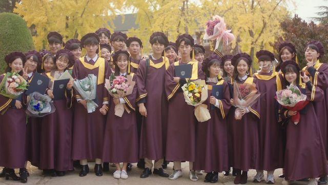 Seuli High School's 115th Graduation