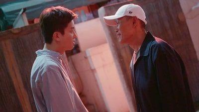 Eun Ju Meets Chairman Jang