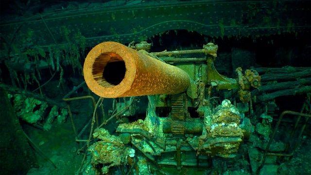 Pacific War Megawrecks