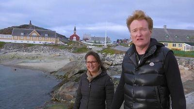 Conan in Greenland