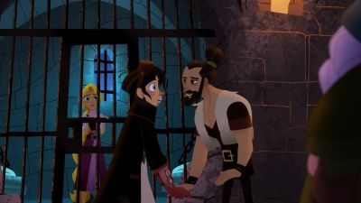 Rapunzel's Return