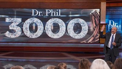 Dr. Phil's 3000th Show