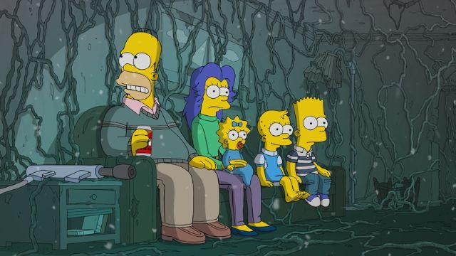 Treehouse of Horror XXX