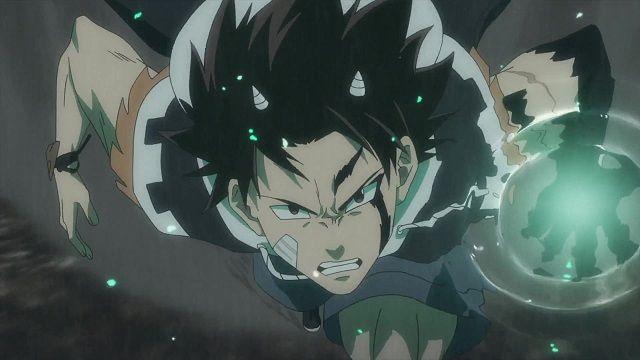 The Black Dragon Descends -Pen Draig-