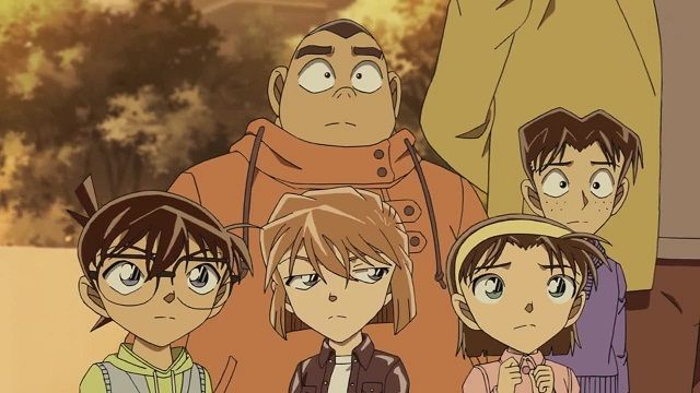 Miss Lonely and the Detective Boys