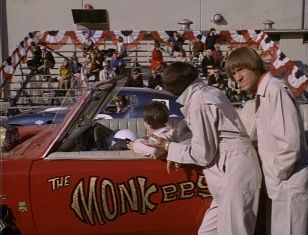 Monkees Race Again (a.k.a. Leave the Driving to Us)