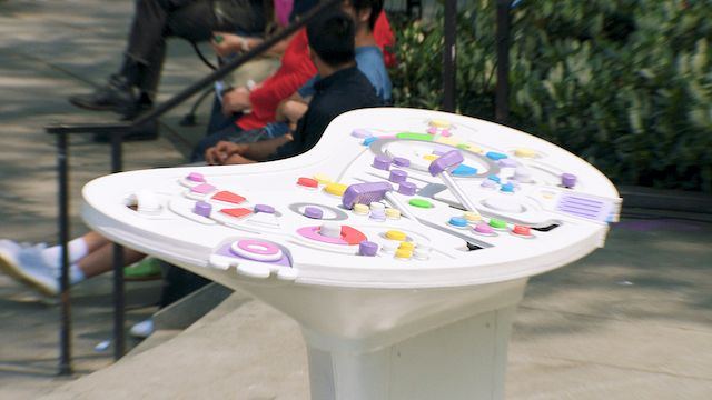 Inside Out: Console in the Park