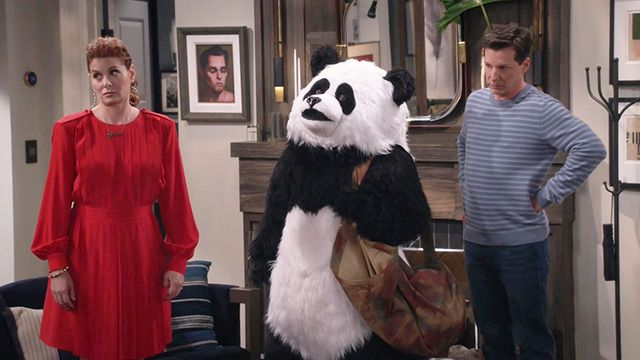 The Grief Panda