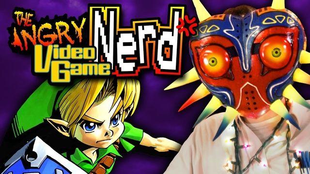 The Legend of Zelda: Majora's Mask (N64)
