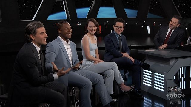 Jimmy Kimmel Live After Darth: A Star Wars Special