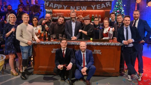 The Last Leg of the Year (2019)