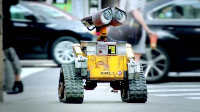 WALL•E: Lost and Found