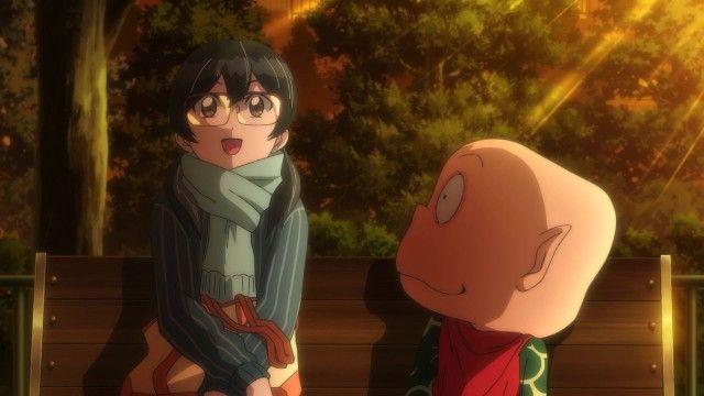 The Binbogami and The Zashiki-Warashi