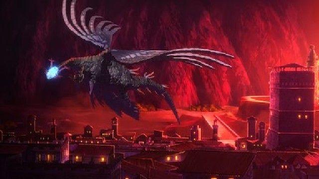 Disaster & Edible Dragons
