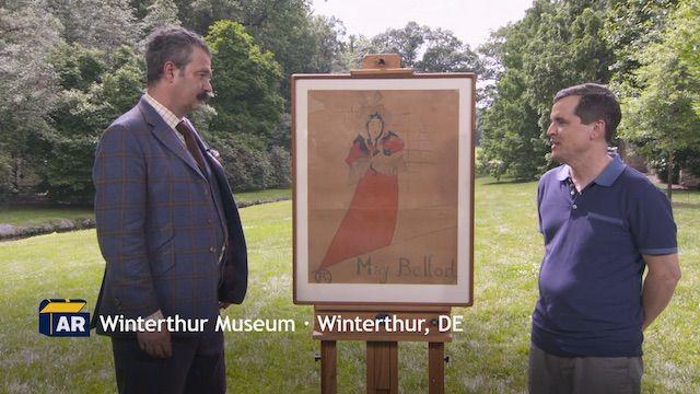 Winterthur Museum, Garden & Library, Hour 3