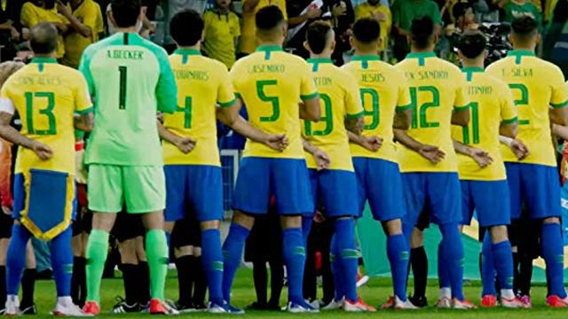 A Team That Plays Together, Prays Together