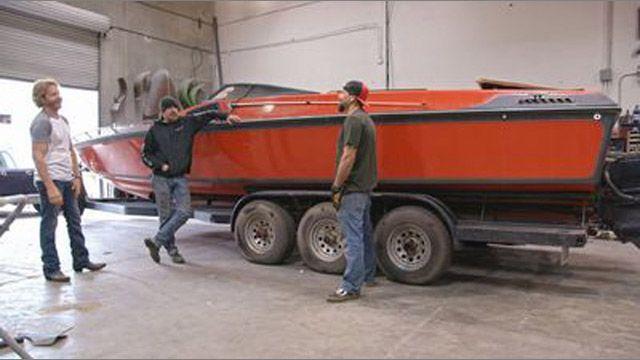 Motorboatin'