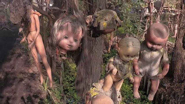 Terror on Doll Island