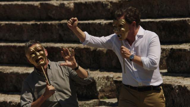 Athens to Hydra