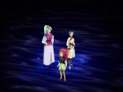 Misao Arrives In The Chobimaru