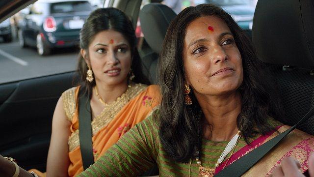 ... felt super Indian