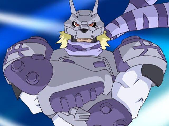 Lobomon: Warrior of Light