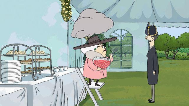 Hat Luncheon