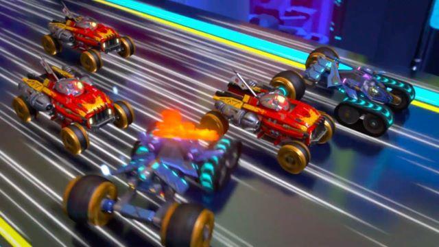 The Speedway Five-Billion