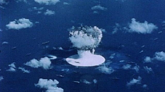The Atomic Ghost Fleet