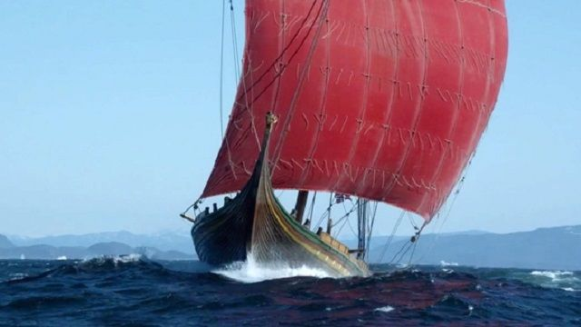 The Viking Seas