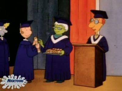 Doug Graduates