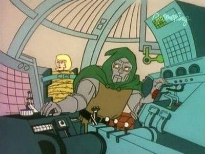 Three Predictions of Dr. Doom