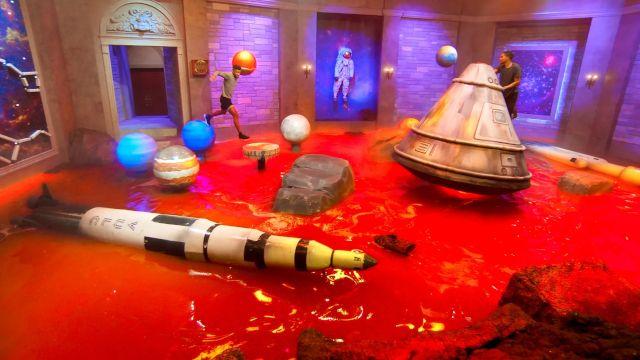 The Planetarium: Level 1