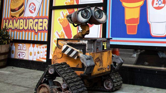 WALL•E: BnL Pop-up Shop