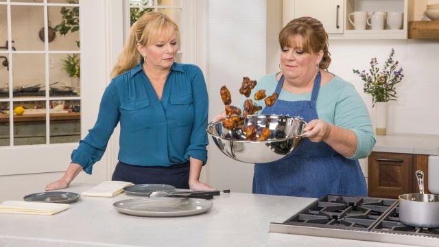 Grilled Chicken, Two Ways