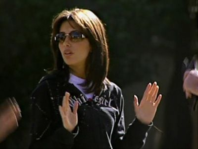 Salma Hayek, Eva Longoria, Mario