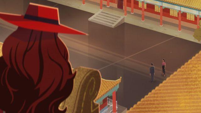 The Beijing Bullion Caper