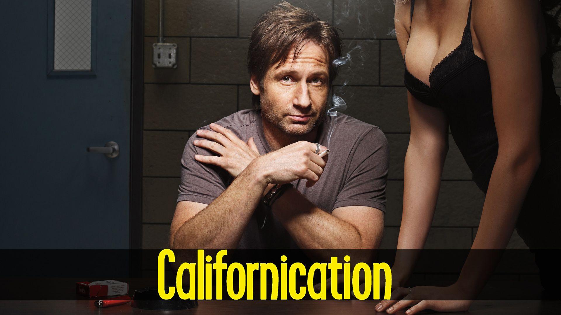 californication hot girl