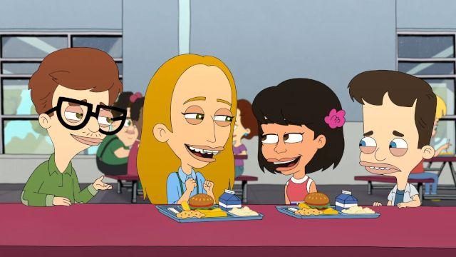 Cafeteria Girls