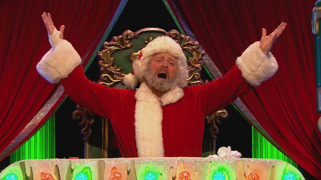 Christmas: Paloma Faith, Paddy McGuinness, Ricky Wilson, Chris Kamara