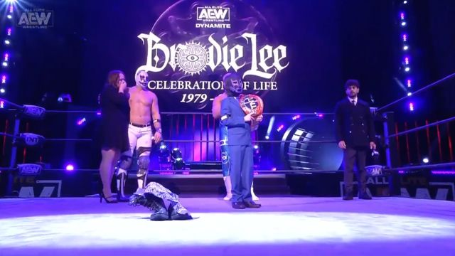 AEW Dynamite 65 - Brodie Lee Celebration of Life