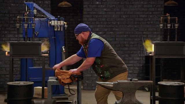Forged in Fire Christmas
